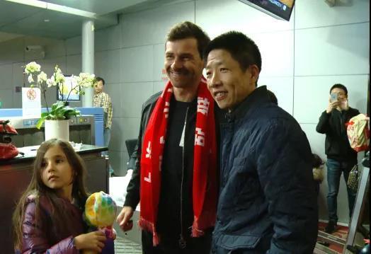 图说:据悉,博阿斯在2018年夏天将再度携家人来到上海旅游。