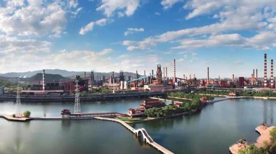 2022北京冬奥会单板大跳台落户首钢工业园