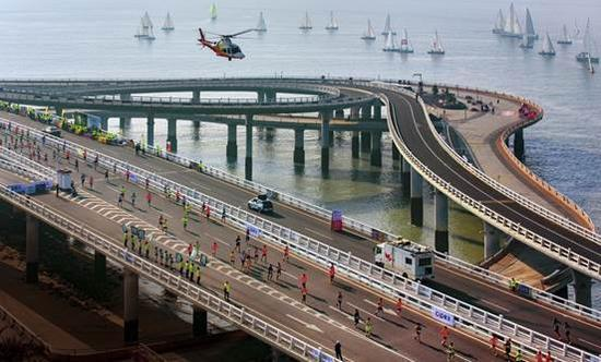 2017厦门建发国际马拉松赛