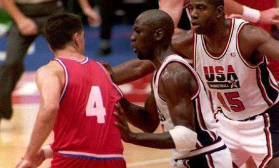 歷史最強歐洲球員,面對喬丹砍40+,4年NBA生涯就被選入名人堂!(影)