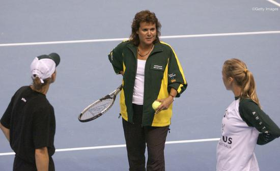 古拉贡获澳大利亚最高荣誉奖章 曾四夺澳网冠军