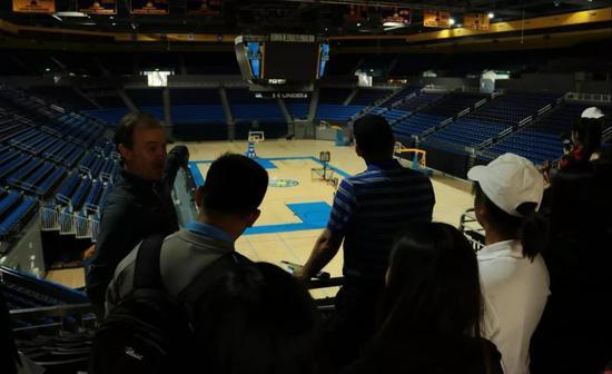 走进奥运名校!别克少年体验UCLA 感受美国学府魅力