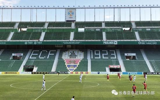 热身宣?前瑞超金靴建功 助亚泰4-0大胜西乙B球队