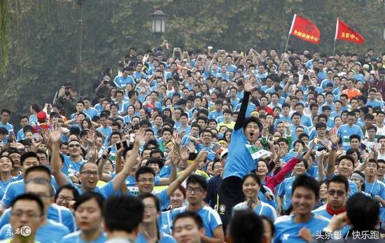 中国马拉松比赛的奖金到底有多高?
