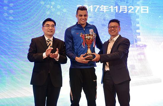 上海申花获得足协杯冠军,下赛季亚冠将迎来严峻考验