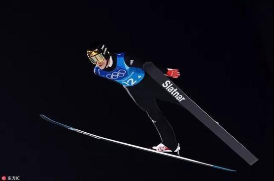 冬奥会跳台滑雪比赛