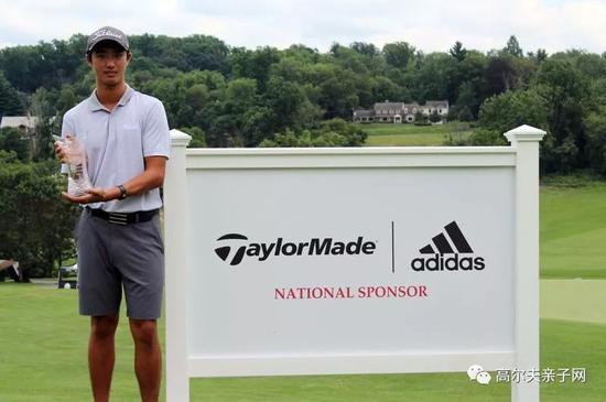 17岁吴所谓被耶鲁大学提前录取 高尔夫成就梦想