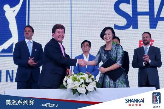 中国与盛开体育达成合作伙伴关系南京奇缘演出服装租赁