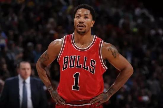 玫瑰神龟配爱神!这本该是一个属于08一代的NBA