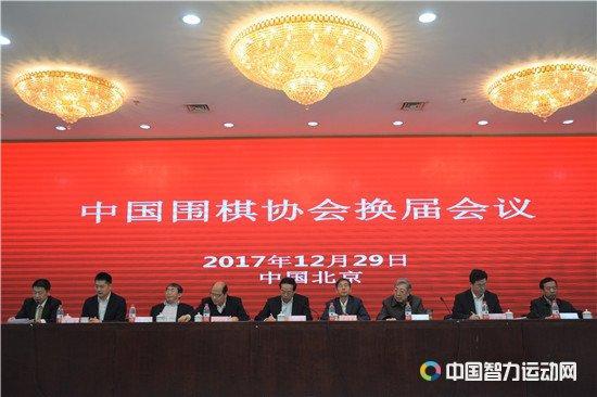 二、中国围棋协会换届:林建超任主席 罗超毅任秘书长