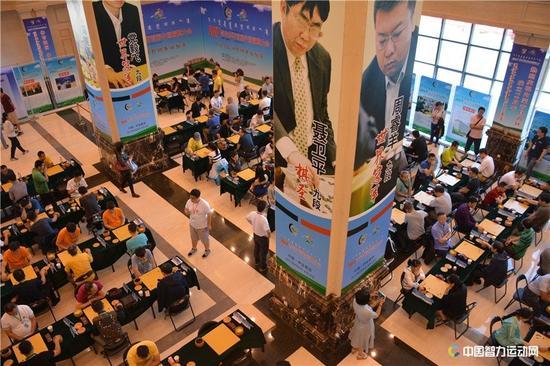三、首届中国围棋大会胜利召开 创新平台顺应国家体育战略