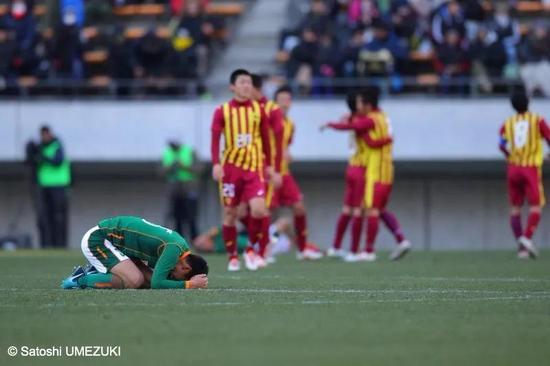 上届冠军青森山田倒在了第三轮