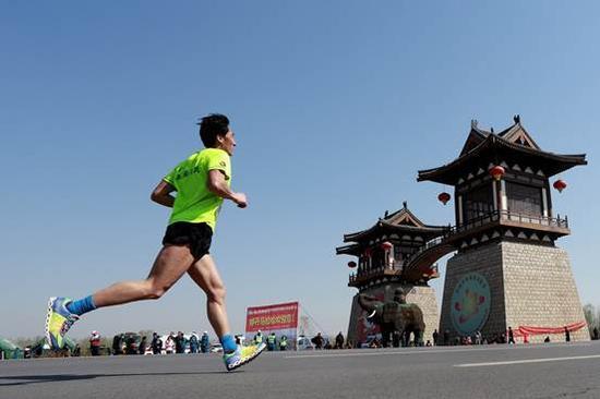 2016郑开国际马拉松