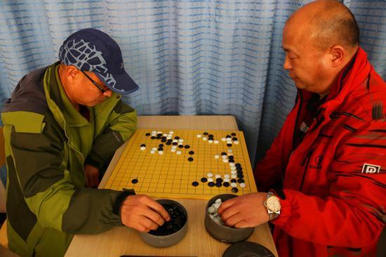 镇远县举办迎春杯象围棋比赛 40名爱好者踊跃参赛