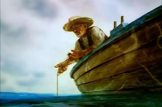 商战电影:《老人与败》