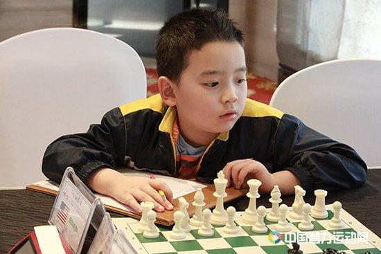 Keep Calm Chess On 浦京苏:国象教会儿子无惧逆境