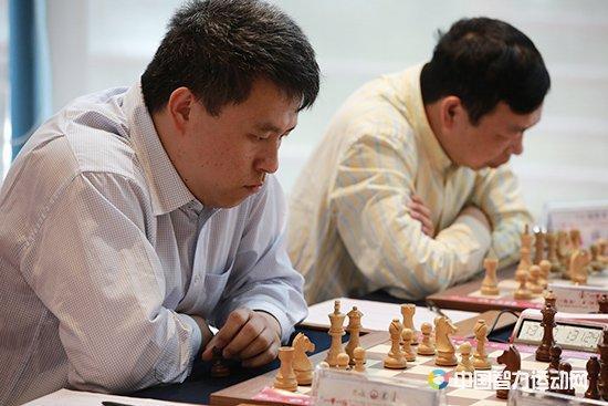下棋的工作互不干涉 赵宗辕打比赛一举多得