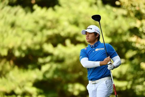 野村敏京是少数几个能在LPGA立足的日本选手