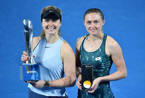 斯维托丽娜欣喜休赛期努力获回报 盼澳网取佳绩