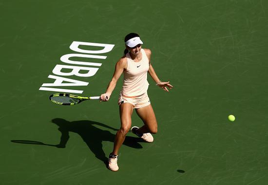 迪拜赛18岁小将完胜澳网四强 斯托瑟惨遭逆转