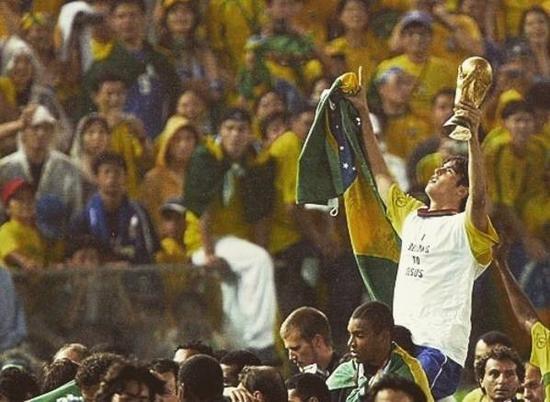 2002世界杯上的卡卡