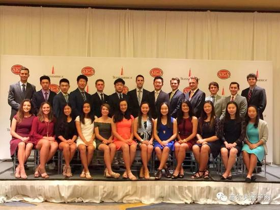 婧玮成唯一入选2017 Transamerica Scholastic Junior All-America Team中国籍球员