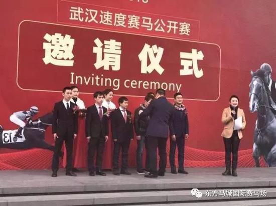 精彩一触即发!2018武汉速度赛马公开赛发布会召开
