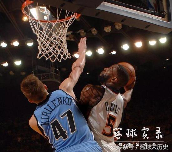 不输黄金一代?被低估的1999届NBA选秀!