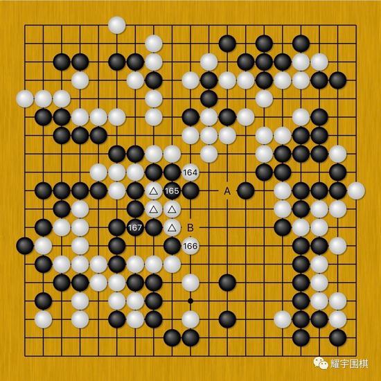 胡耀宇:李世石黑163 超越了AI胜率的定义!坏丫头音译