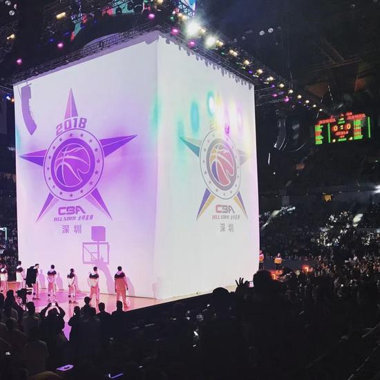 把故事还给篮球 本届CBA全明星做到了!