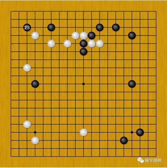 胡耀宇回忆:第七届三星杯与李昌镐的第2局(上)