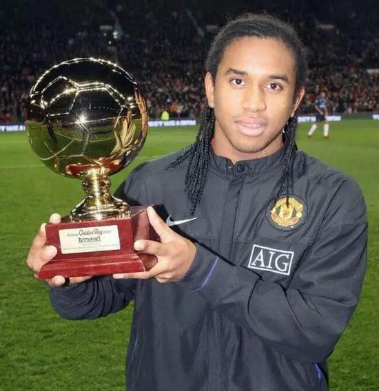 2008年,安德森荣膺金童奖