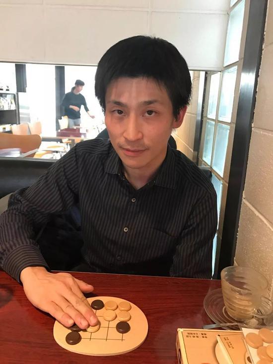 张栩谈井山:小学生时他就在盘上与我一决生死