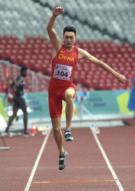 大年初一中国田径队凯旋而归 亚运测试赛斩获6金