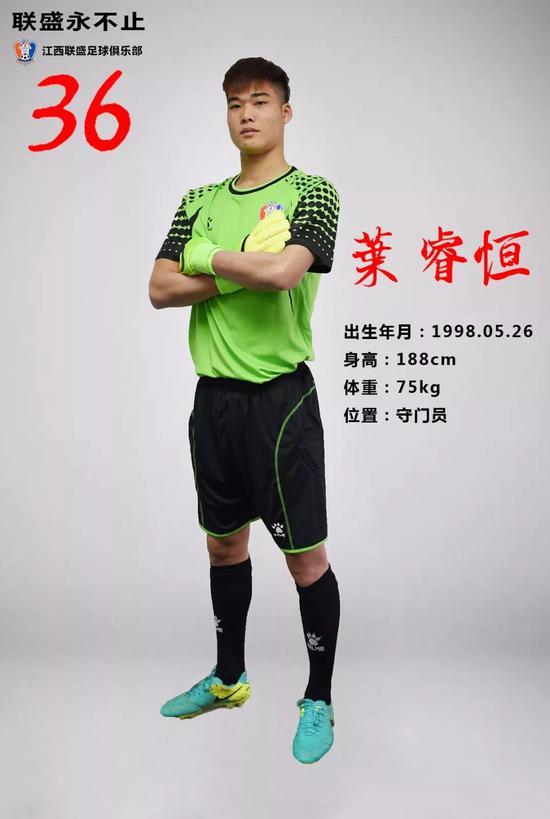 36号叶睿恒 广东籍球员。