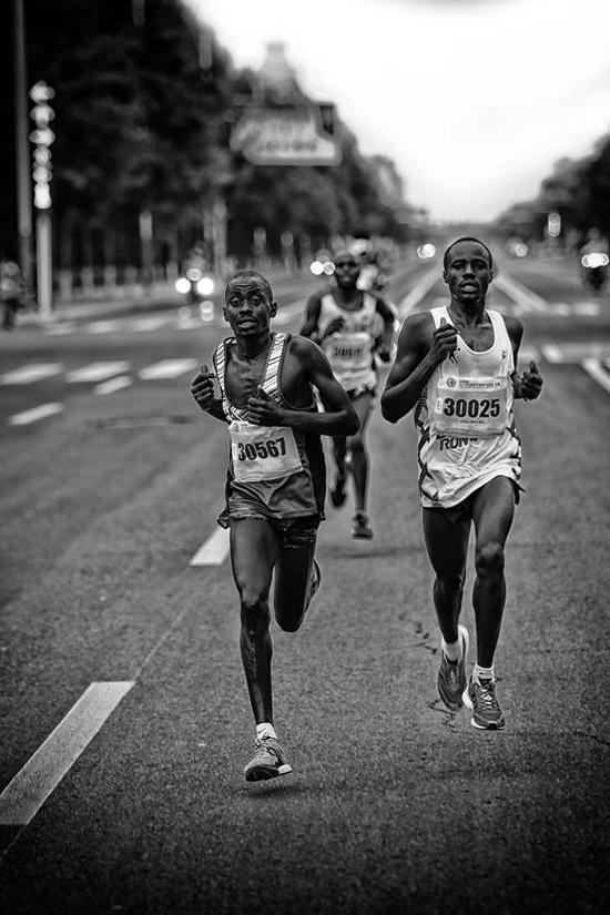 2017 巴彦淖尔国际马拉松