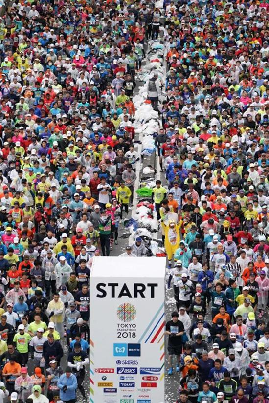东马1500多人破三,中国籍选手参赛人数超2400