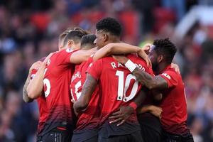 英超揭幕战博格巴进球 曼联2-1莱斯特城