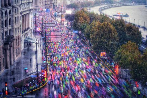 上海马拉松11月29日开跑 只设全程跑防疫是重点