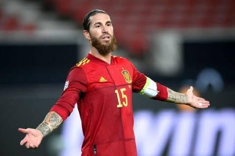 欧国联-拉莫斯2丢点球 西班牙第89分钟绝平瑞士