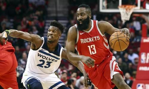 王猛:NBA季后赛预测 火箭横扫森林狼