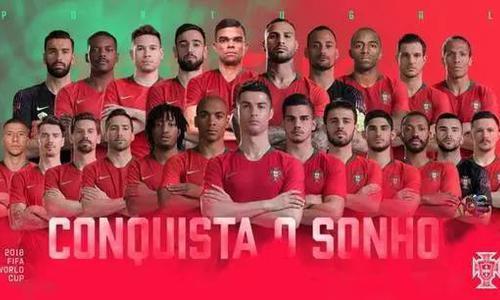 葡萄牙大名单解析:C罗难逆袭,目标八强