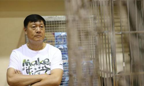 李秋平回家了,上海篮球的魂找到了