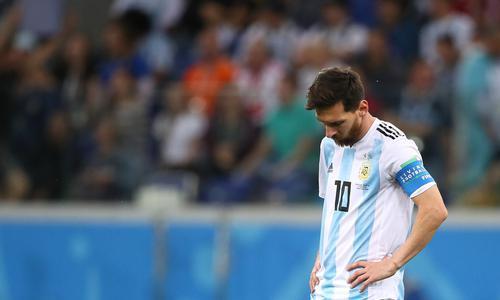 为阿根廷可惜,不值得为其哭泣