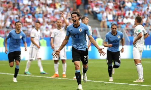 最顺应天命的球队乌拉圭