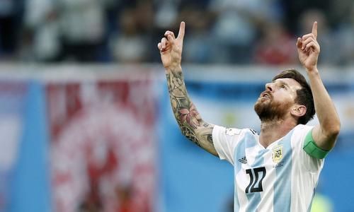 梅西与阿根廷的自我救赎