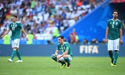 德国队 你都不给梅西一个机会