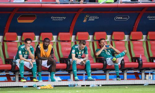 德国踢出队史最耻辱一战