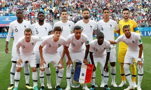 冠军属于真正众望所归的法国