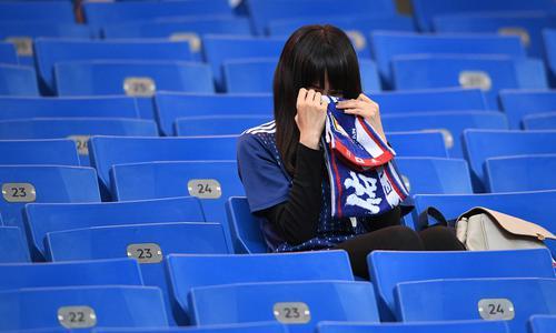 女球迷等于伪球迷?